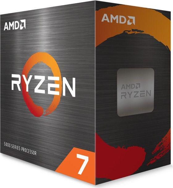 AMD Ryzen 7 5800X, 8C/16T, 3.80-4.70GHz, boxed