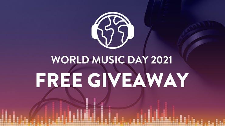FREE GIVEAWAY: World Music Day 2021 (Fanatical)