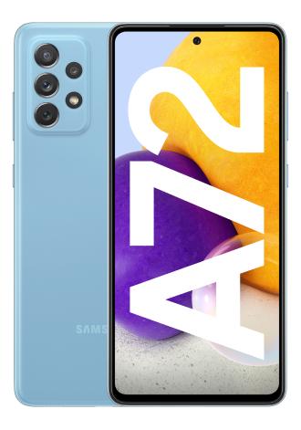 [GigaKombi+Young] Samsung Galaxy A72 LTE f. 4,99€ ZZ mit Vodafone Young M (25 GB 5G, VoLTE, WLAN Call) für mtl. 17,79€