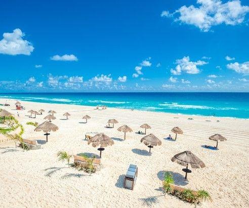 Flüge: Cancun / Mexiko (Okt-März) Hin- und Rückflug von Berlin, Frankfurt und Düsseldorf ab 303€