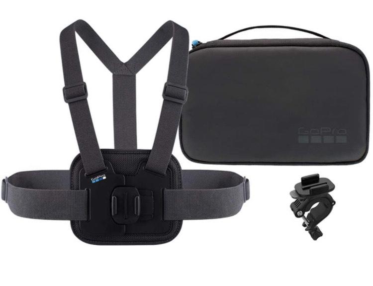 GoPro AKTAC-001 Kompakte Tasche Sport-Kit Chesty V2