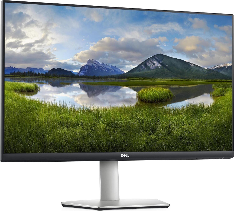 "Dell S2721HS Monitor (27"", FHD, IPS, 75Hz, FreeSync, 300cd/m², ~99% sRGB, HDMI, DisplayPort, Höhe + Pivot, 3J Garantie)"