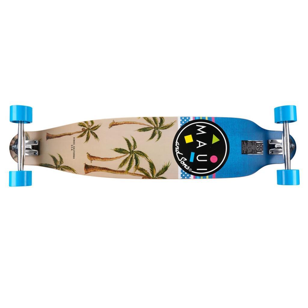 Aldi Süd Longboard Maui and Sons Longboard / Skateboard