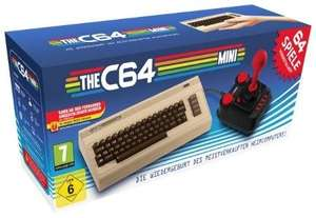 Retro Games The C64 Mini [Expert]