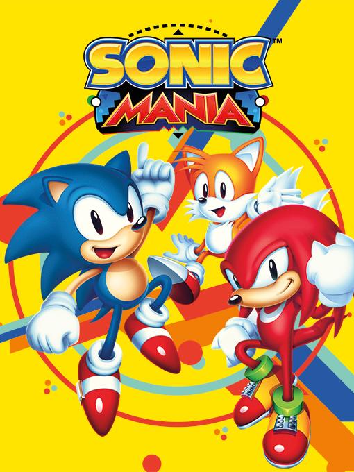 Sonic Mania und Horizon Chase Turbo kostenlos im Epic Games Store (ab 24.6.)