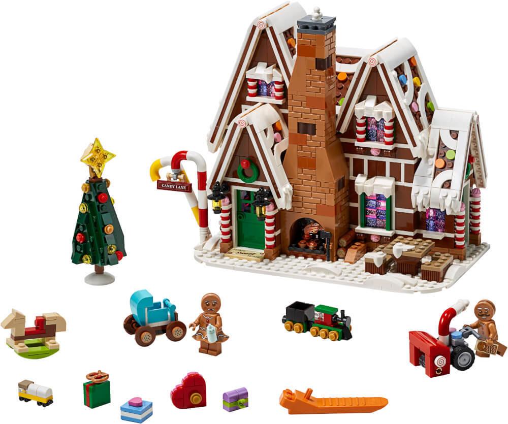 [toyexpress24] LEGO Creator Expert Lebkuchenhaus 10267