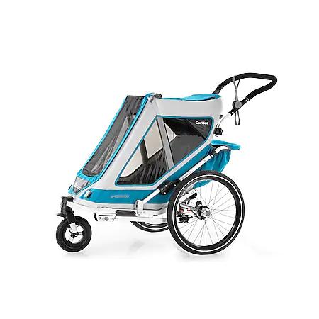 Qeridoo Speedkid2 2020 Fahrradanhänger