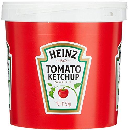 Heinz Tomato Ketchup 10 Liter Plastikeimer - vorbestellen