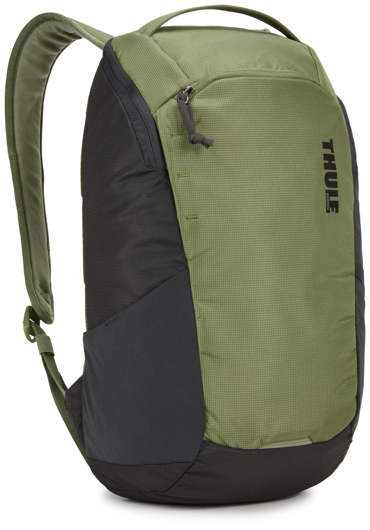 2-für-1 auf Reisegepäck (Rucksäcke, Taschen, Trolleys, etc.): z.B. 2x Thule EnRoute Backpack 14L olive für 69,95€