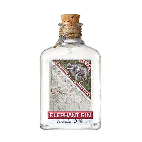 (Prime) Amazon Spirituosen Angebote z.B. Elephant London Dry Gin für 25,19€