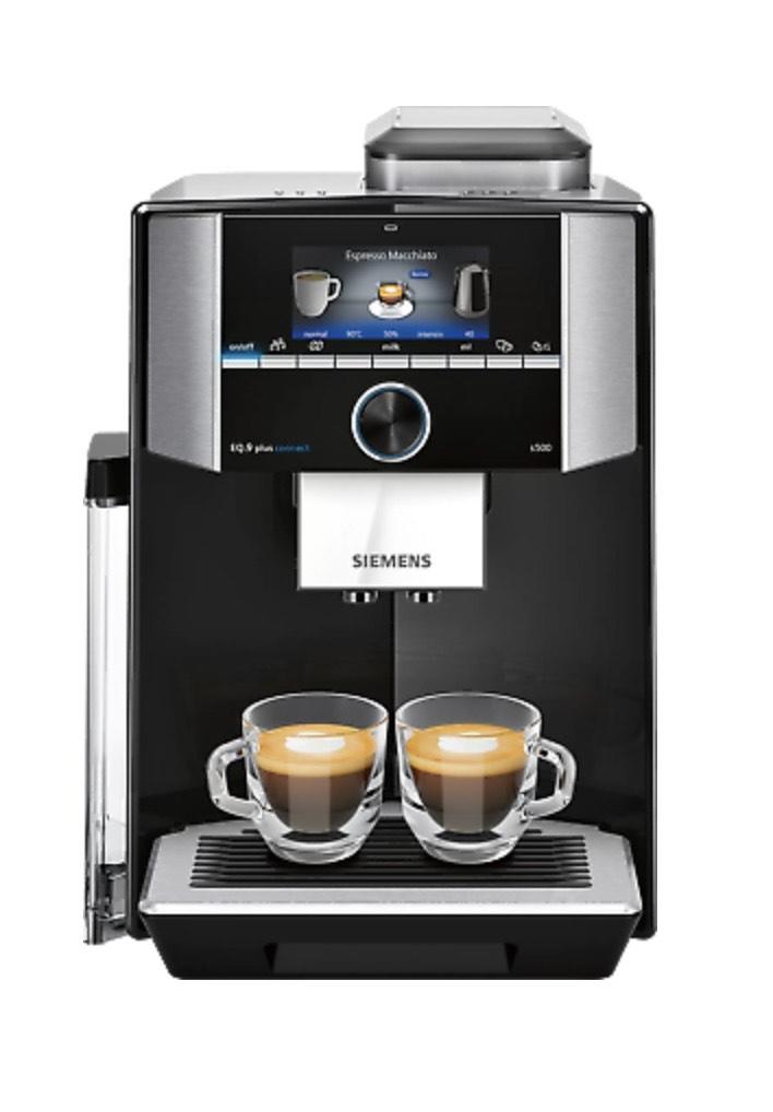 [ebay] Siemens TI9555X9DE EQ.9 plus connect s500 Schwarz EQ9 Kaffeevollautomat Kaffeemaschine