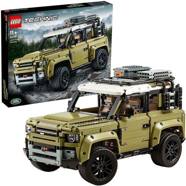 Lego Angebote bei Alternate   u.a. 42110, 5305