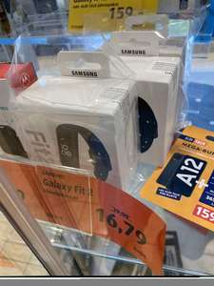 Lokal Aldi Süd : Samsung Fit2 16,79€, Xiaomi Mini Staubsauger 10€, oral B Plusonic slim 1200 29,99