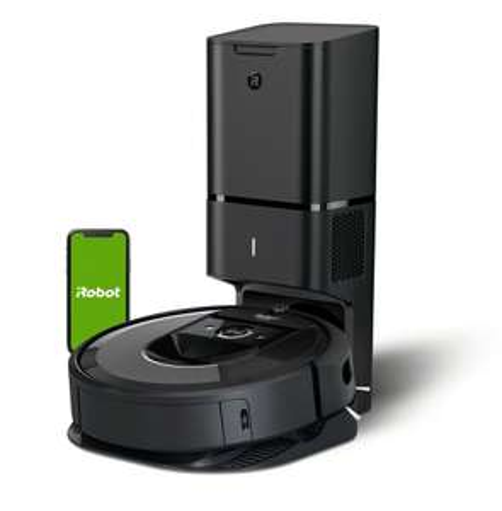 iRobot Roomba i7+ (7558) Saugroboter
