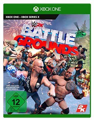 WWE 2K Battlegrounds - [Xbox One] [Amazon Prime]