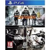 Tom Clancy's Rainbow Six: Siege + Tom Clancy's The Division (PS4) für 17,84€ (Alza)