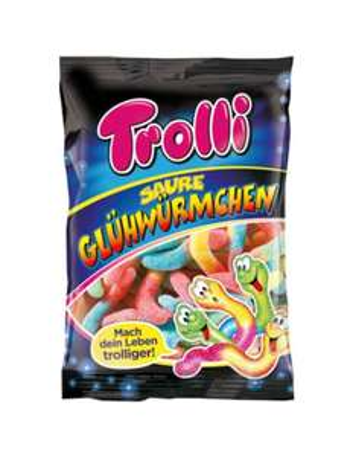 Trolli - Fruchtgummis versch. Sorten für je 0,49€ [Kaufland]