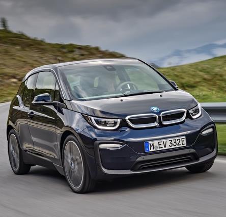 Privatleasing: BMW i3 Elektro / 170PS (konfigurierbar) für 157€ (eff 184€) monatlich - LF:0,4