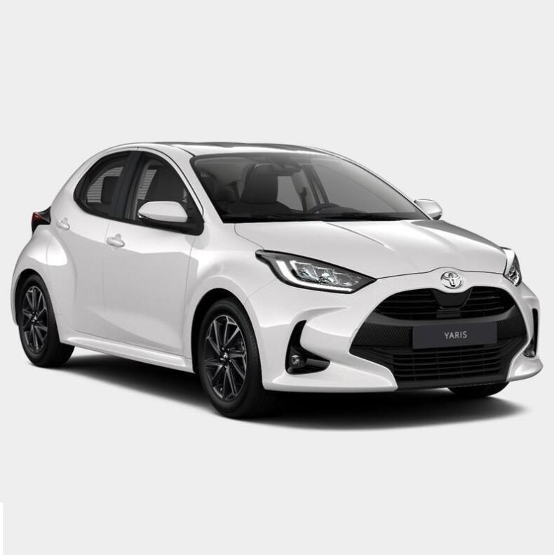[Privatleasing] Toyota Yaris 1.5 VVT-i (125 PS) mtl. 96,59€ + 803,5€ ÜF (eff. mtl. 113,33€), LF 0,48, GF 0,57, 48 Monate, EZ 06/21