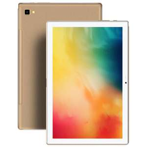 """Blackview Tab 8E 10.1 """"Android 10 WIFI Tablet PC 3GB RAM + 32GB ROM (Gray/Gold)"""