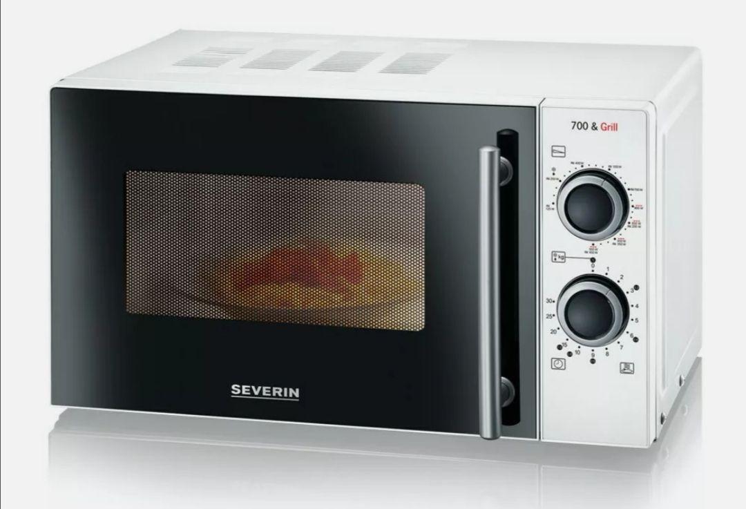 [eBay] Severin MW 9283 Mikrowelle mit Grill-Funktion