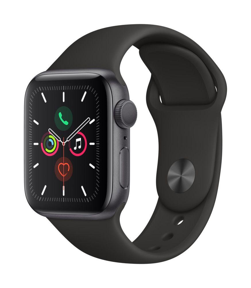 [Expert] Apple Watch Series 5 GPS 40mm Aluminiumgehäuse spacegrau