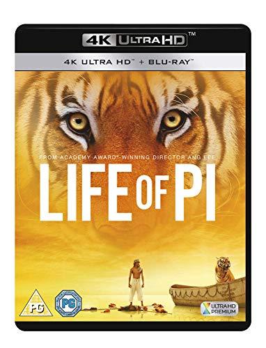 Life of Pi [4K Ultra HD Blu-ray] UK-Import für 9,86€ inkl. Versand