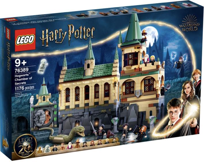 LEGO® Harry Potter - 76389 Hogwarts™ Kammer des Schreckens