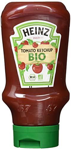 [Prime] 10 Flaschen Heinz Tomaten Ketchup Bio 400ml