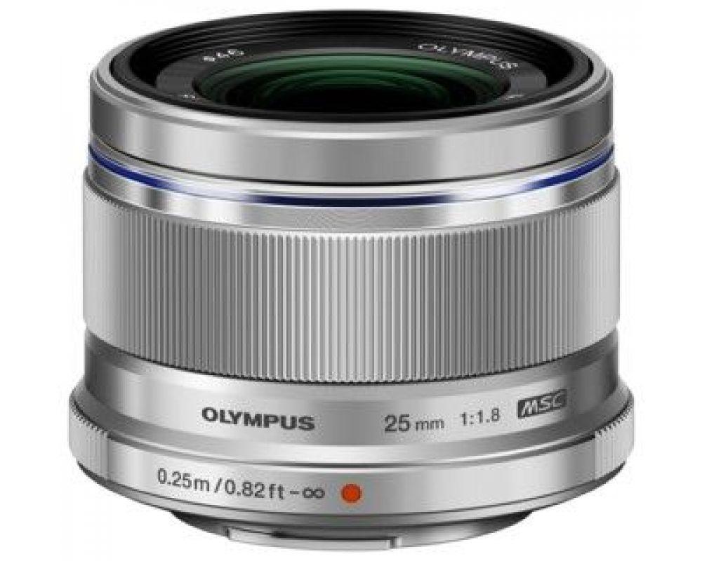 Diverse Olympus MFT Objektive, u.a. Zuiko 25mm f1.8 oder 17mm f1.8 / 2.8