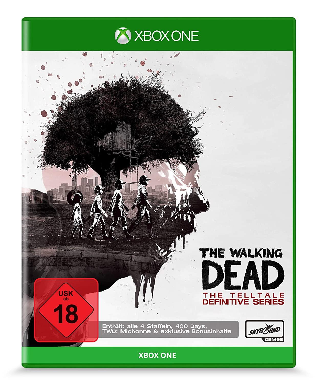 [Saturn Abholung] The Walking Dead: The Telltale Definitive Series [Xbox One]