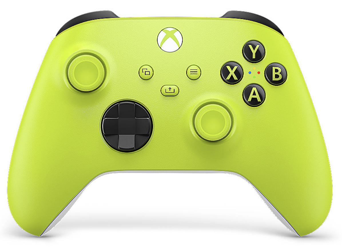 Microsoft Xbox Wireless Controller Electric Volt für 45,90€ bei Abholung oder 50,89€ inkl. Versandkosten