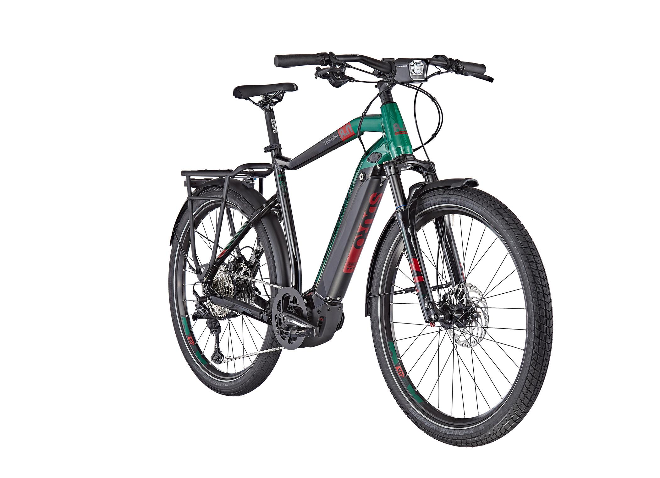 (Fahrrad.de) Haibike Sduro Trekking 8.0 (2020) E-Bike (60 und 64 cm Rahmenhöhe verfügbar)
