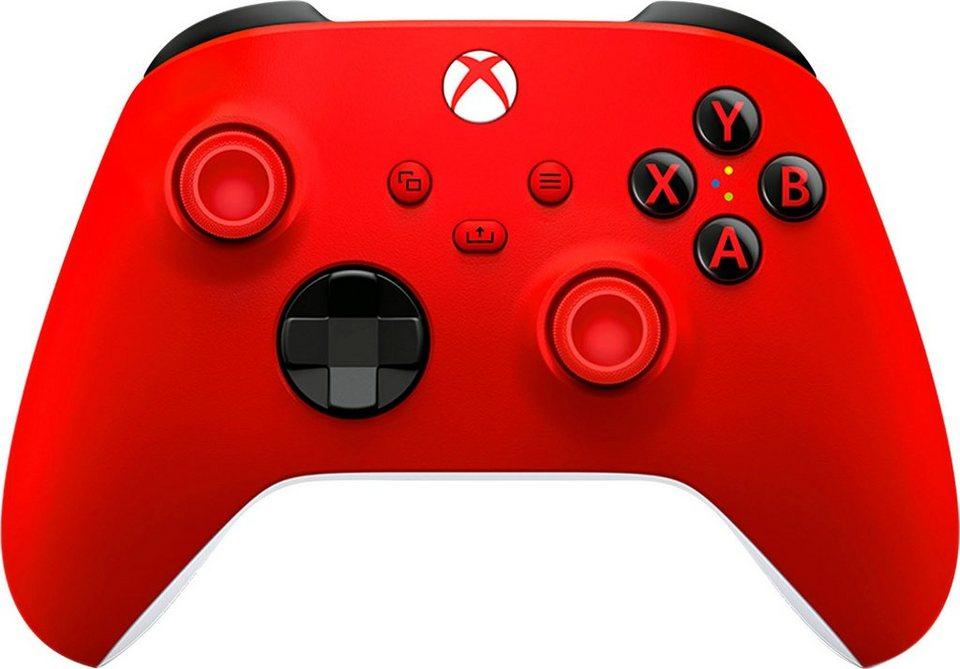 Microsoft Xbox Wireless Controller Pulse Red für 46,40€ mit Lieferflat