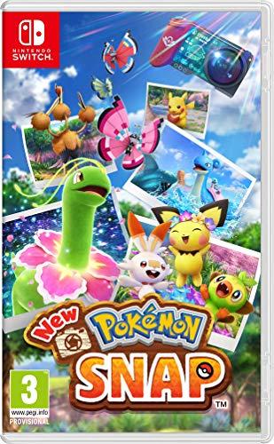 Pokémon Snap Nintendo Switch - Pegi