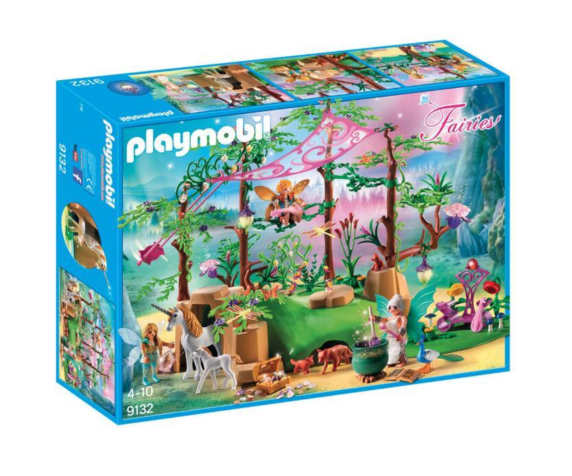 15% Rabatt auf Playmobil, Planschbecken, Puppen & Zubehör bei [Galeria Kaufhof] z.B. Magischer Feenwald