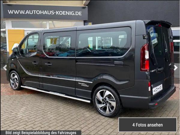 "249€ (eff. 282€)Privatleasing LF0,42 Renault Trafic Grand Combi ""Free by Irmscher"" dCi 145 Automatik t6 alternative Camper"
