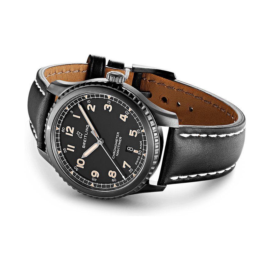 [Sammeldeal] Chronext Sommer Sale Luxusuhren - z. B. Breitling Navitimer 8 Blacksteel Automatikuhr Chronometer und mehr