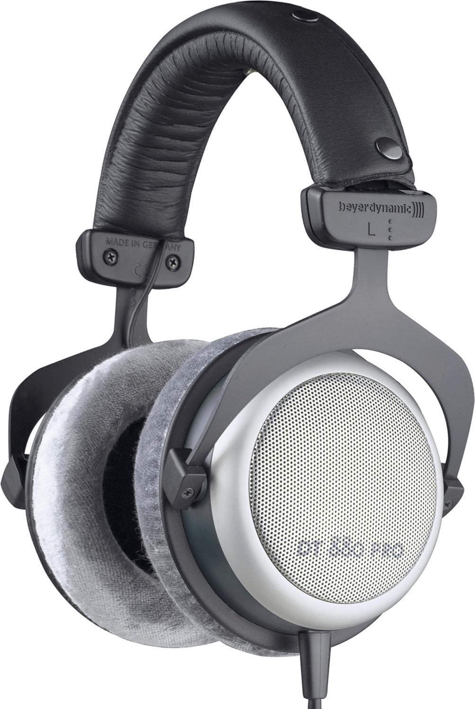 beyerdynamic DT 880 Pro Studio-Kopfhörer (Over-Ear, halboffen, 250Ω, 3.5mm oder 6.35mm Klinke, 3m Kabel, austauschbare Ohrpolster)