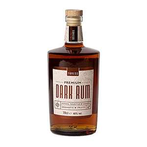 [Amazon Prime] Tovess Dunkler Rum (0,7L)