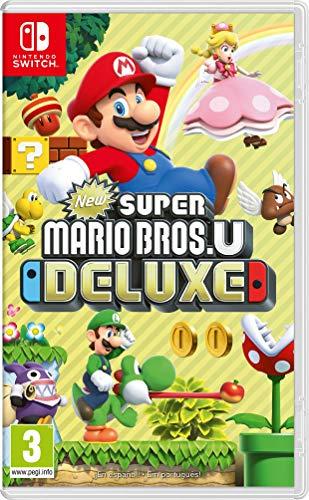 New Super Mario Bros. U Deluxe - [Nintendo Switch] [Amazon ES]