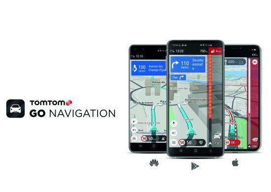TomTom Go Navigation 6 Monate kostenlos (Android)