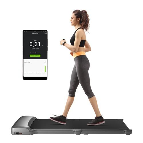 Walking Pad C1 Laufband Fitness-Gehgerät faltbar klappbar 0.5-6km/h, 100Kg [IT-Versand]