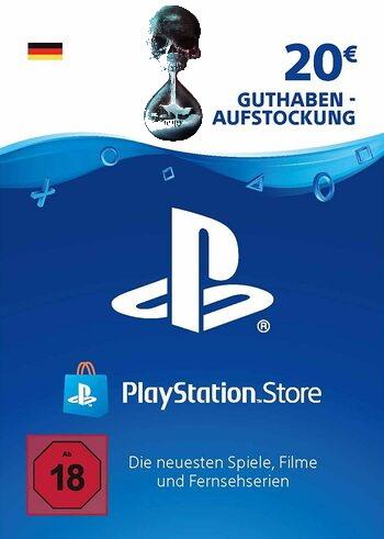 20€ PlayStation Store Guthaben für 16€ (PSN Deutschland, Faktor 0.8)