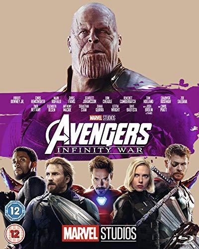 Avengers - Infinity War (Blu-ray) mit Collectible Sleeve für 7,38€ (Amazon Prime)