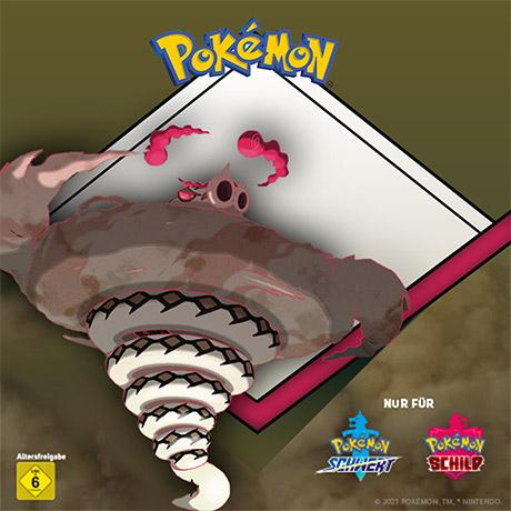 Gratis Dynakristall für Pokémon Schwert oder Pokémon Schild (GameStop)