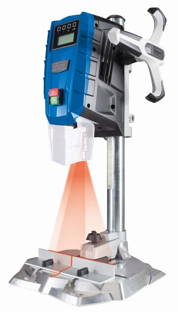 Scheppach Digitale Tischbohrmaschine DP55 Ca. 380 x 250 x 675 mm