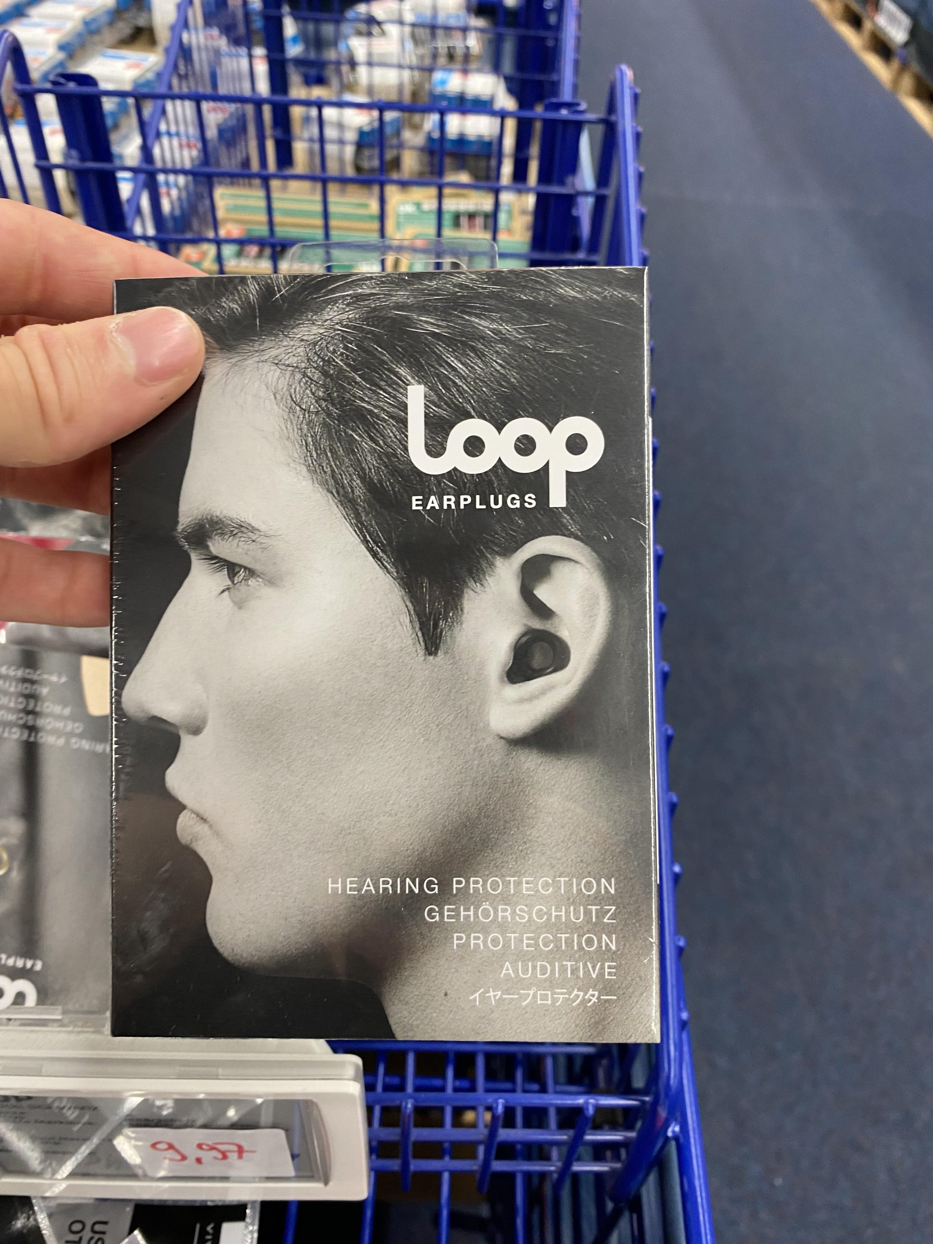 Loop Earplug Gehörschutz [Saturn Göttingen]