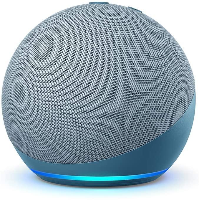[Prime] Amazon Echo Dot (4. Generation) + 6 Monate Amazon Music Unlimited (Neukunden) & Clock Version für 34,99€