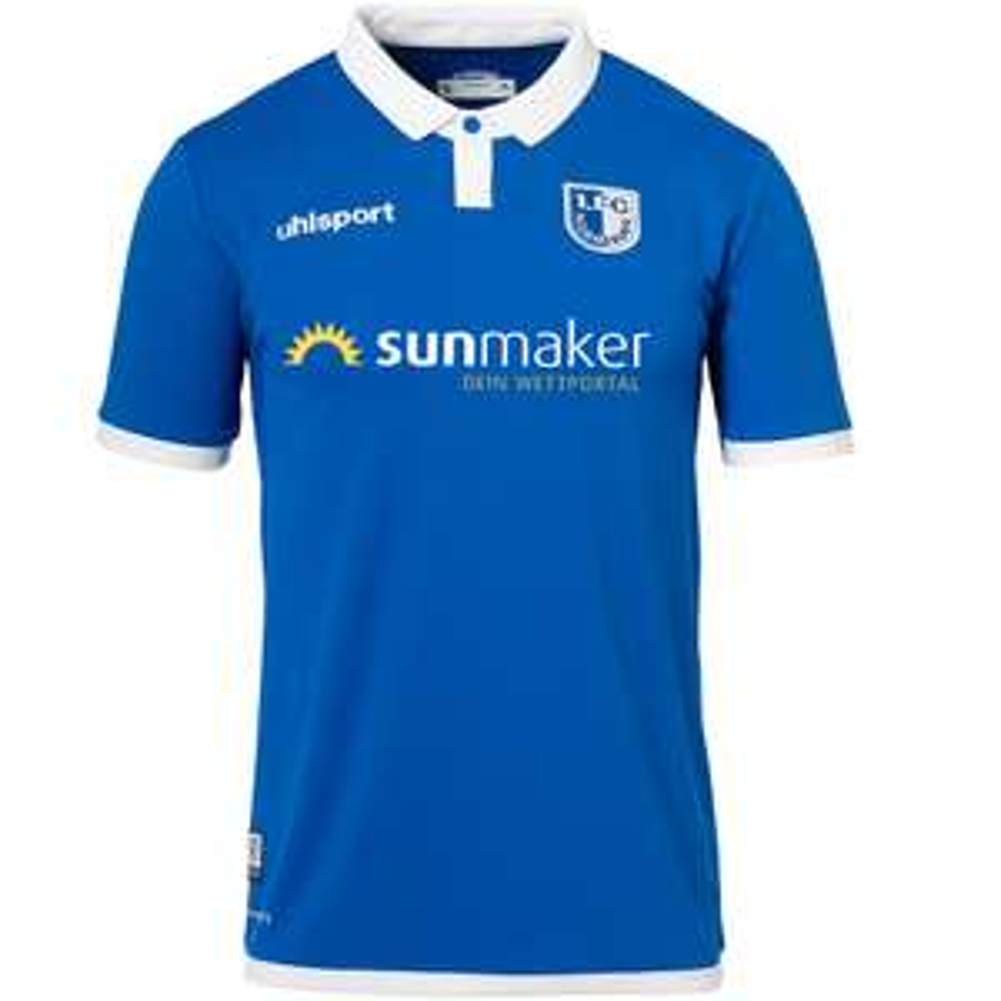 Uhlsport 1. FC Magdeburg Heimtrikot 2019/2020 (Gr. S - 5XL)
